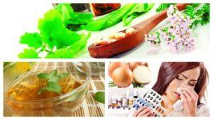 Нетрадиційні підходи лікування від алергії