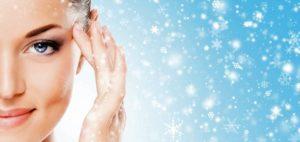 Зима: время, для каких косметологических процедур лица?
