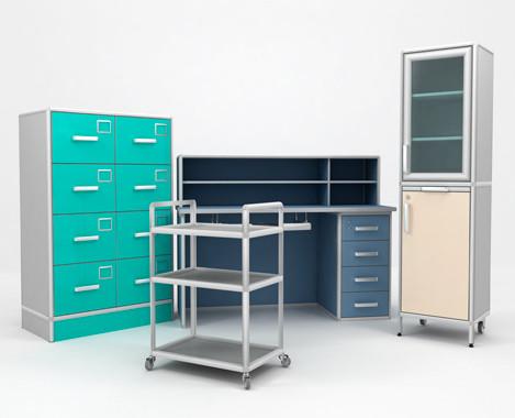 Особливості медичних меблів
