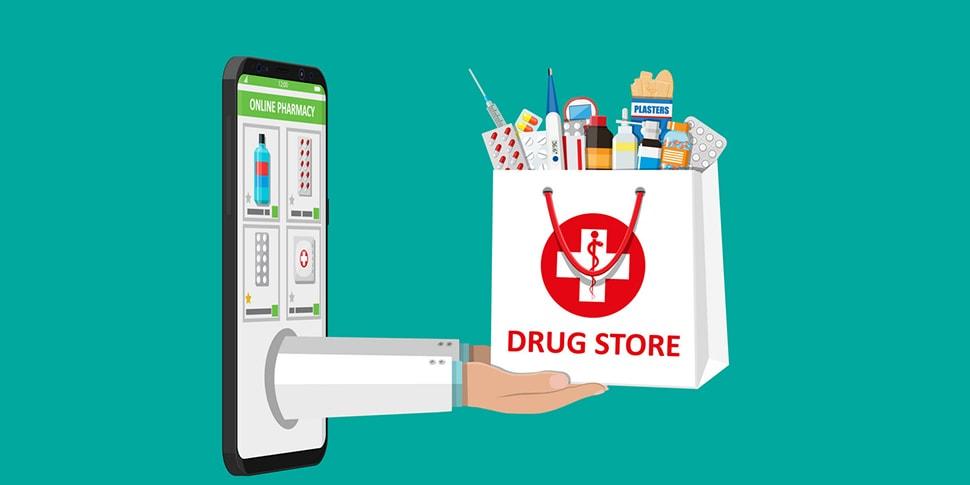 Нові технології для замовлення та доставки ліків