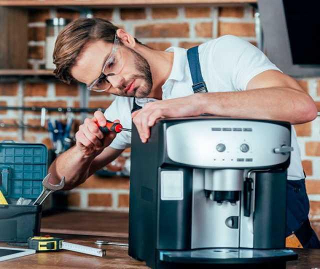 Причини виходу кавоварок з ладу